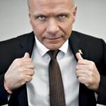 Søren Gade visita la cantina Podernuovo